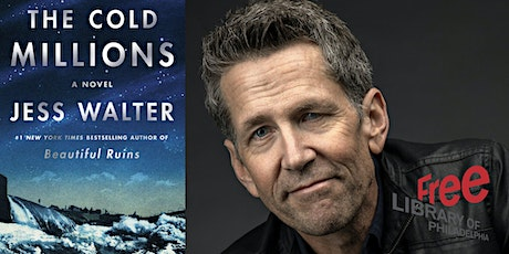 Jess Walter | The Cold Millions tickets