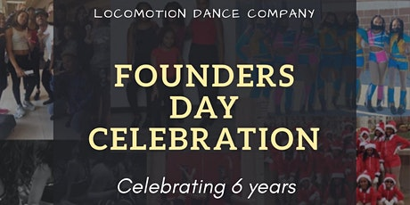LocoMotion Dance Company Founder's Day Celebration tickets