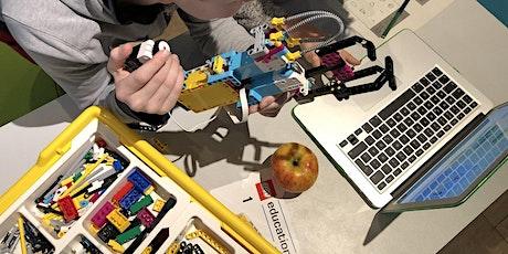 Entdecke die Welt der Roboter mit dem LEGO®Spike™ Prime Tickets