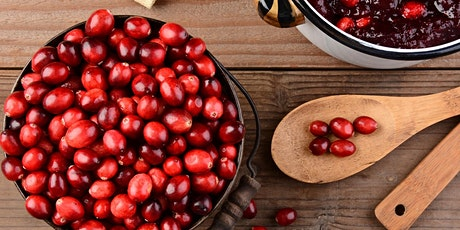 Demo & Dine: Crazy for Cranberries