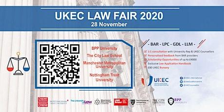 UKEC Law Fair 2020 - 28 November tickets