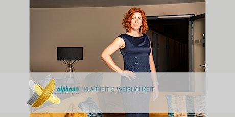 Beratungsworkshop für Klarheit & Weiblichkeit tickets