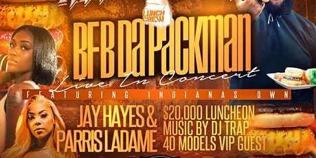 THANKSGIVING JAM: BFB Da Packman Live In Concert (11/27) Black Friday tickets