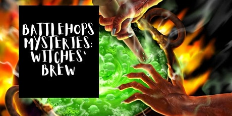 Battlehops Mysteries: Witches' Brew tickets