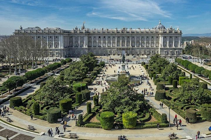 Imagen de VISITA GUIADA al PALACIO REAL y TAPICES DE RAFAEL con Guia Oficial