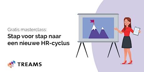 Gratis Masterclass: Stap voor stap naar een nieuwe HR-cyclus tickets