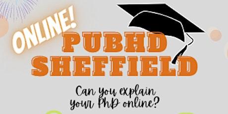 PubHD Sheffield Online - November 2020 tickets