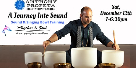 Singing Bowl Training & Sound Healing Workshop tickets