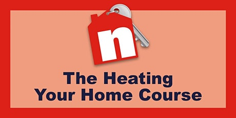 The NSBRC Guide to Heating your Home - June tickets