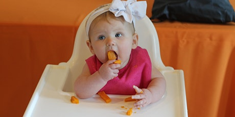 Introduction to Baby-Led Weaning tickets