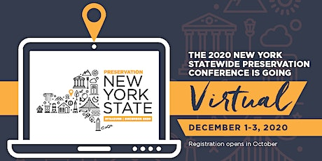 2020 New York Statewide Preservation Conference tickets