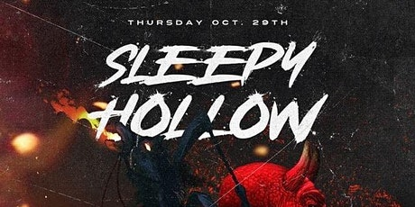 SLEEPY HOLLOW tickets