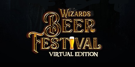 Wizards Virtual Beer Festival tickets