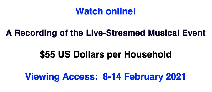Hershey Felder Presents:  BEFORE FIDDLER - LIVE from FLORENCE image