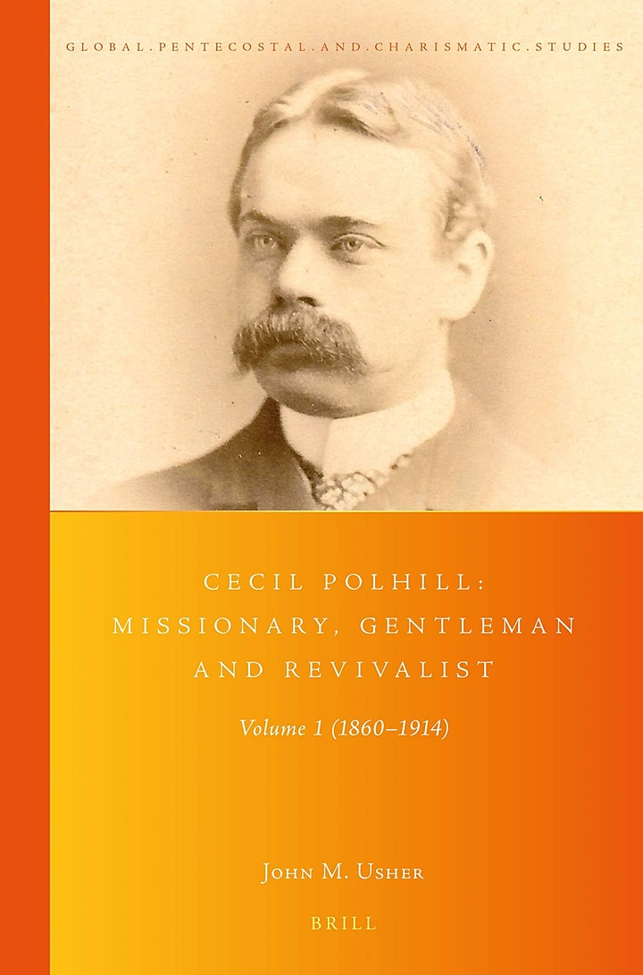 Zoom Book Launch: Cecil Polhill: Missionary, Gentleman and Revivalist image