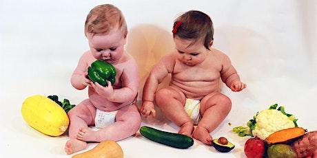 Baby's First Food Workshop tickets