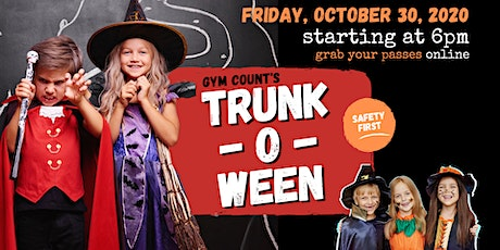 Trunk-O-Ween | A trunk or treat Event tickets