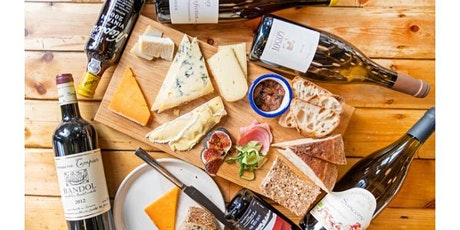 The Bristol Vine Hosts an Evening of Cheese & Wine with Two Belly tickets