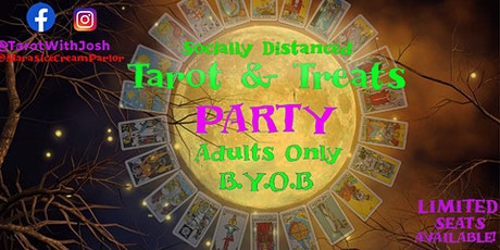 ADULT'S ONLY TAROT and TREATS PARTY. BYOB. tickets