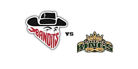 Lloydminster Classic Oilfield Bandits VS Killam Wheat Kings tickets
