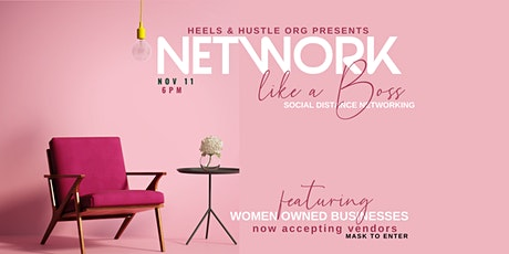 Network Like A Boss tickets