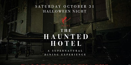 Ravel Hotel Halloween Ballroom Party 2020 tickets