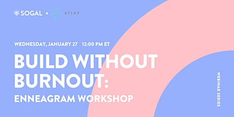 Build Without Burnout: Enneagram Workshop tickets
