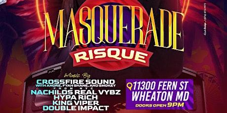 Masquerade Risque tickets