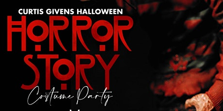 Curtis Givens Halloween Horror Story: Costume Party tickets