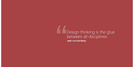 3-HOUR DEEP DIVE IN DESIGN THINKING MINDSHOP™ tickets
