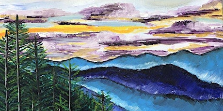 Blue Mountains Paint Event tickets