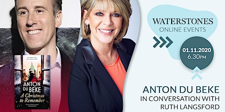Anton Du Beke in conversation with Ruth Langsford tickets