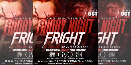 FOREVER FRIDAY'S Presents: Friday Night Fright|GVO tickets