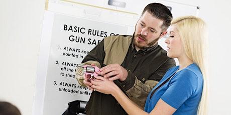 National Rifle Association's Home Firearm Course tickets