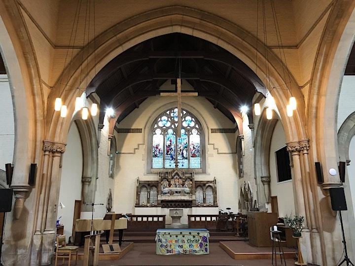 جلسه دعای ماهانه کلیسای ایرانیان شمال لندن image