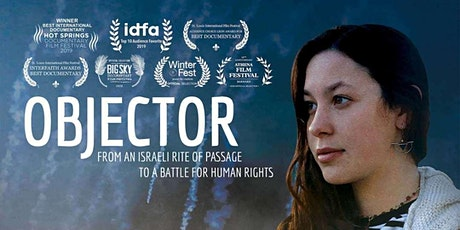 Human Rights Film Festival (HRFF+) Opening Night: Objector tickets
