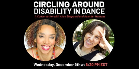 Circling Around Disability in Dance tickets