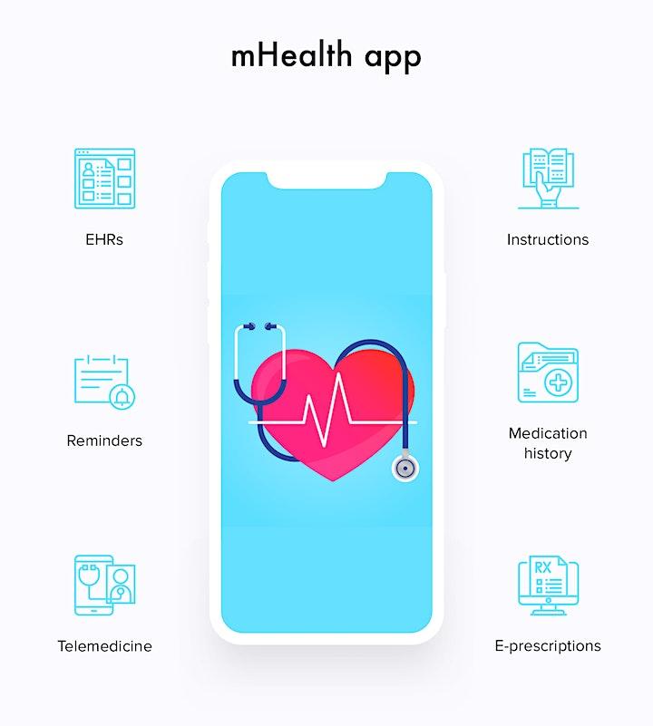 [AUTOWEBINAR] #mHealthUX | How To Design a Digital Health App image