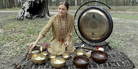 Taurus Full Moon Sound Bath and Guided Meditation with Dorothea Lucaci tickets
