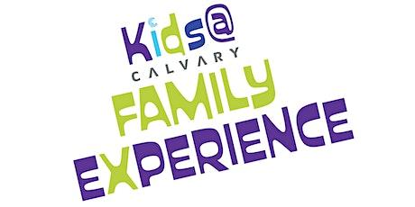 Kids@Calvary Family Experience - November 5 tickets