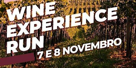 WINE EXPERIENCE RUN - 7 e 8 DE NOVEMBRO DE 2020 ingressos