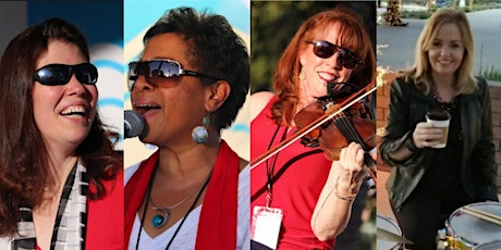 The Nash Under the Stars: We3 plus Sheila Earley (Matinee) tickets