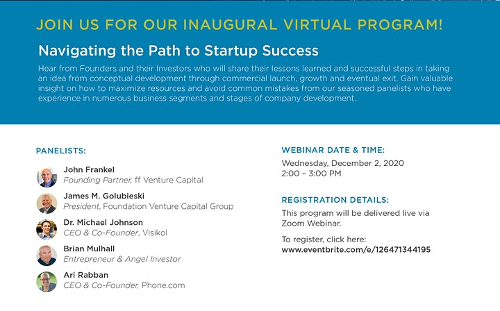 Navigating the Path to Start-Up Success image