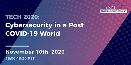 Cybersecurity In Post Covid-19 World tickets