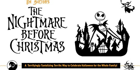 Tim Burton's The Nightmare Before Christmas — Online Benefit Concert tickets