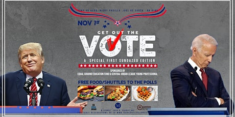First  SunDazed: Get Out the Vote Edition tickets