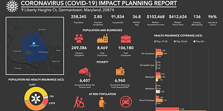 Covid-19 Impact & Recovery Planning for Congregations tickets