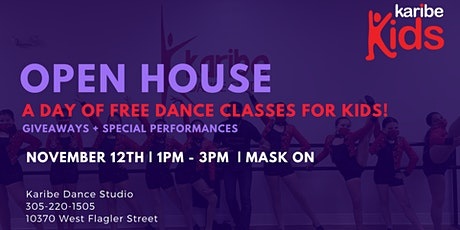 Free Dance Day - Open house