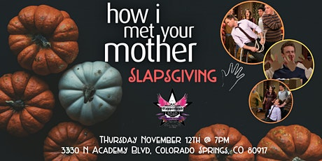 How I Met Your Mother Slapsgiving Trivia at Copperhead Road tickets