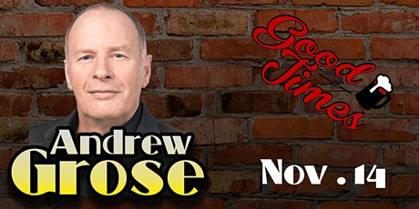Andrew Grose tickets